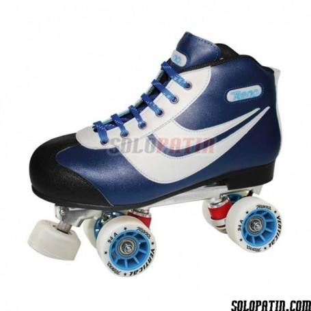 Rollshuhe Komplett Reno Amateur Blau Weiss