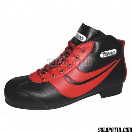 Patins Complets Hockey Reno Amateur Noir Rouge