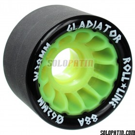 Rodas Roller Derby Roll-Line Gladiator 88A