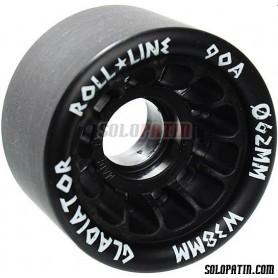 Rodas Roller Derby Roll-Line Gladiator 90A