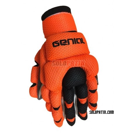 Gloves Genial Mesh Black
