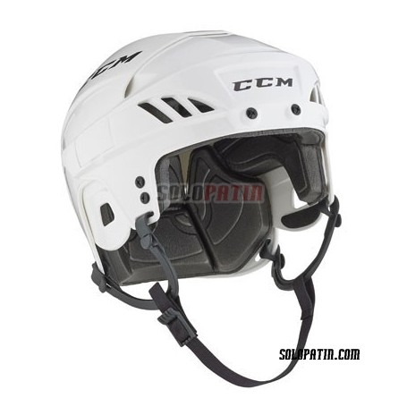 Casque Hockey CCM FL 40 BLANC