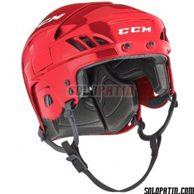 Casco Hockey CCM FL 40 ROJO