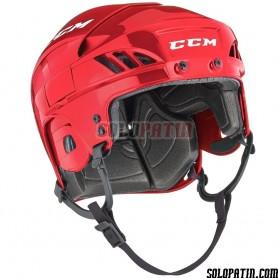 Casco Hockey CCM FL 40 ROJO