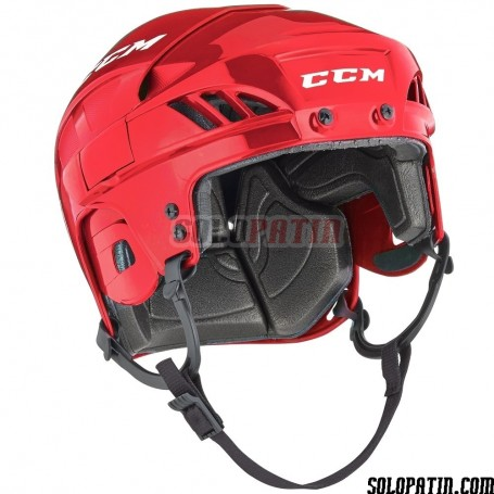 Casque Hockey CCM FL 40 ROUGE