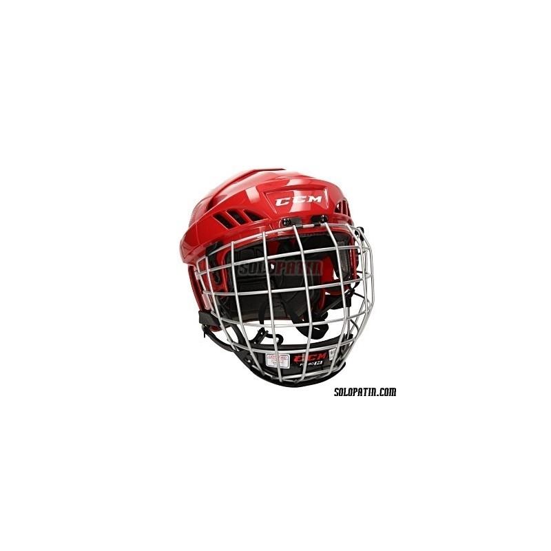 77dedbc94bc Hockey Helmet CCM FL 40 COMBO RED - SOLOPATIN.COM