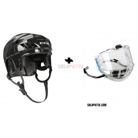Hockey Helmet CCM FL 40 VISOR Bauer CONCEPT III
