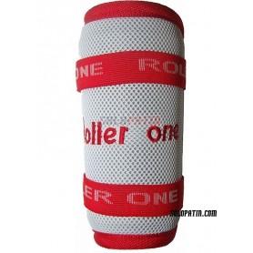 Espinilleras ROLLER ONE PRO-ONE BLANCO / ROJO