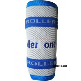 Shin Pads ROLLER ONE PRO-ONE WHITE / BLUE
