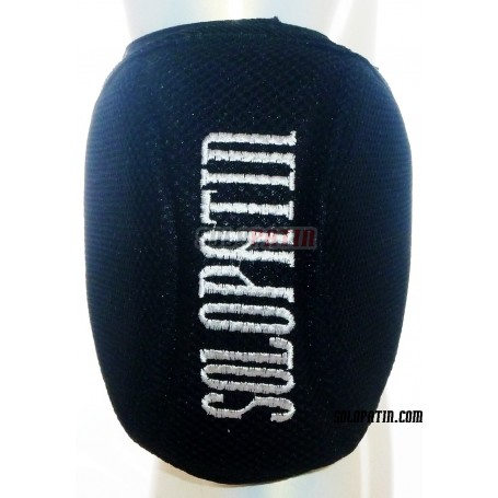 Hockey Knee Pads Solopatin PRO Costum BLACK