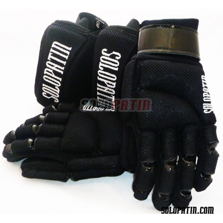 Protections Hockey Solopatin PRO Costum 2 pieces NOIR