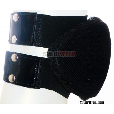 Protecciones Hockey Solopatin PRO Costum 2 piezas NEGRO
