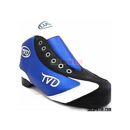 Conjunto Patines Hockey TVD LUSA TITAN I AZUL