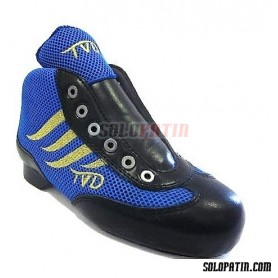 Patins Complets Hockey TVD COOL CARLUX TITAN ROUGE