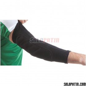 Compressive Sleeves with Elbow Patches Meneghini impact