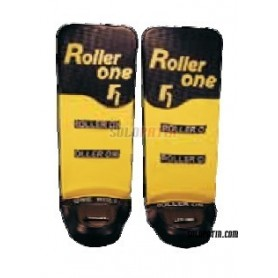 Leg Guards Goalkeeper TVD POWER II YELLOW
