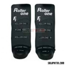 Leg Guards Goalkeeper ROLLER ONE POTENZA BLACK