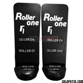 Leg Guards Goalkeeper ROLLER ONE R-TYP BLACK