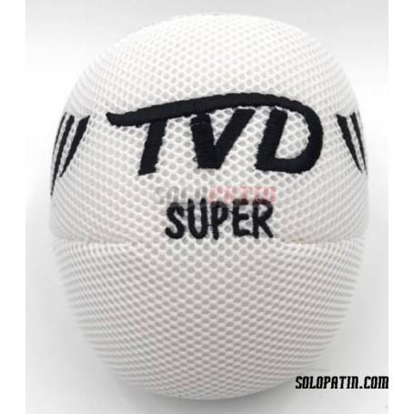 Rodilleras Hockey TVD SPIDER SUPER BLANCO