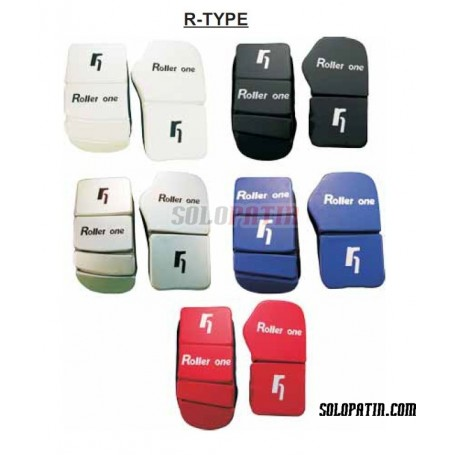 Guantes Portero ROLLER ONE R-TYPE Blanco