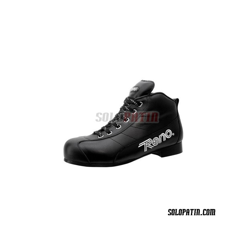 low priced 85432 430ba Rollhockey Schuhe Reno Milenium Plus III Schwarz - SOLOPATIN.COM