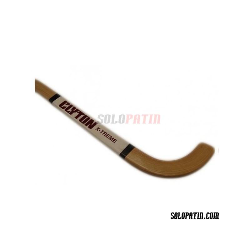 Schläger Rollhockey Clyton X-Treme