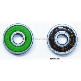 Rodamientos Advance ABEC 9 Verde