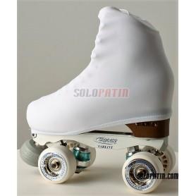 Skates Cover White