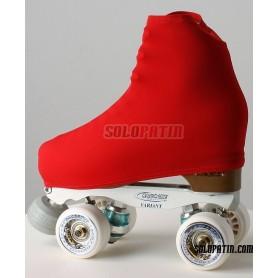 Skates Cover Red