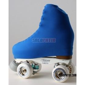 Stiefelschoner Blau