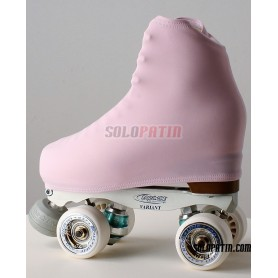 Skates Cover Pink