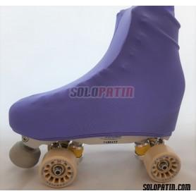 Skates Cover Lila