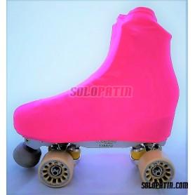 Skates Cover Fuchsia Fluor