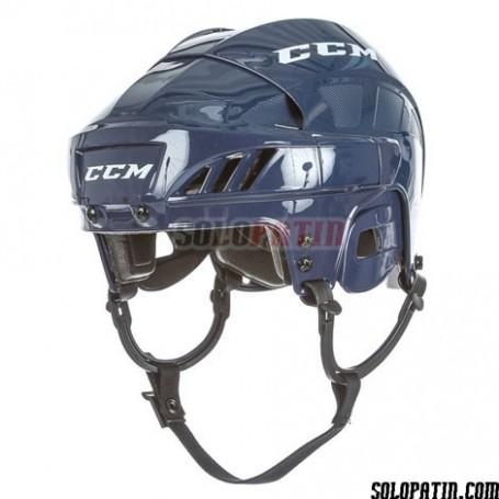 Casco Hockey CCM FL 40 AZUL MARINO