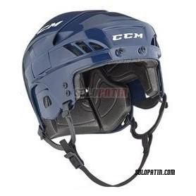Casco Hockey CCM FL 40 BLU MARINO