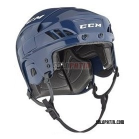 Casque Hockey CCM FL 40 BLEU MARINE
