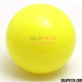 Hockey Ball Solopatin KID Yellow Fluor