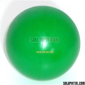 Boule Hockey Solopatin KID Vert Fluor
