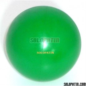 Hockey Ball Solopatin KID Green Fluor