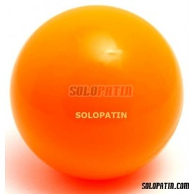 Hockey Ball Solopatin KID Orange Fluor