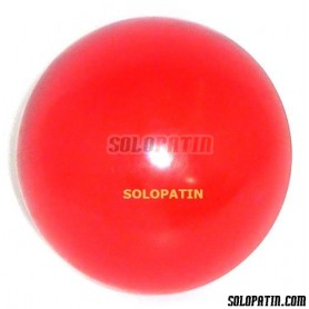 Hockey Ball Solopatin KID Red