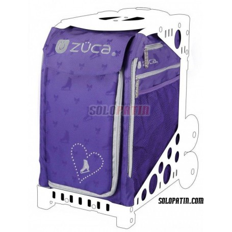 Züca Sac d'Insertion Skates & Bows
