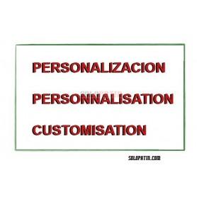 Personalização Trolleys - Mochilas