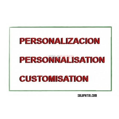Personnalisation Trolleys - Sacs à Dos