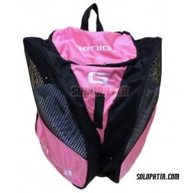 Skating Backpack Genial Pink