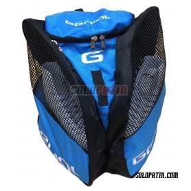 Skating Backpack Genial Blue