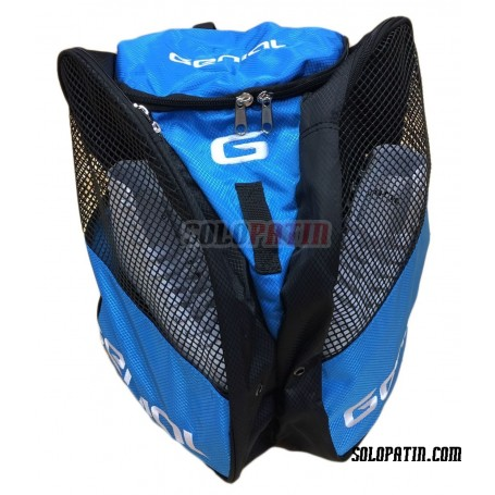 Skating Backpack Genial Blue