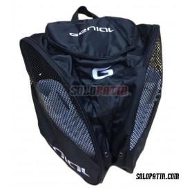 Skating Backpack Genial Black