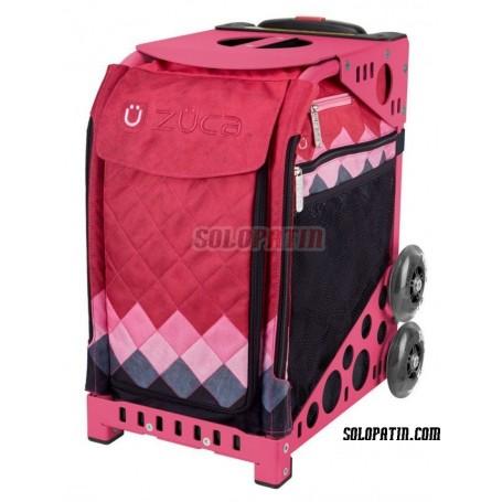 Bolsa Züca Pink Diamonds