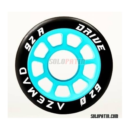Hockey Wheels Azemad Drive 92A